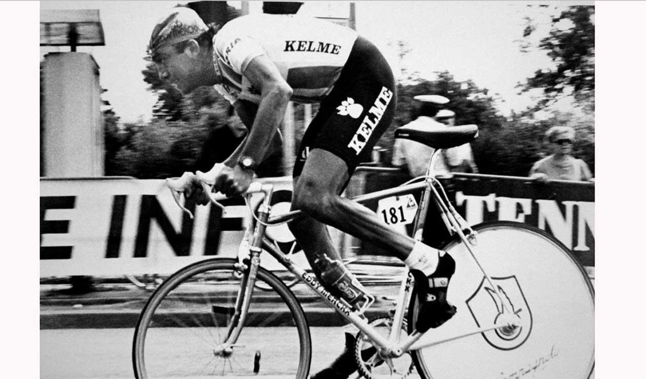 Fabio Parra, gloria del ciclismo colombiano