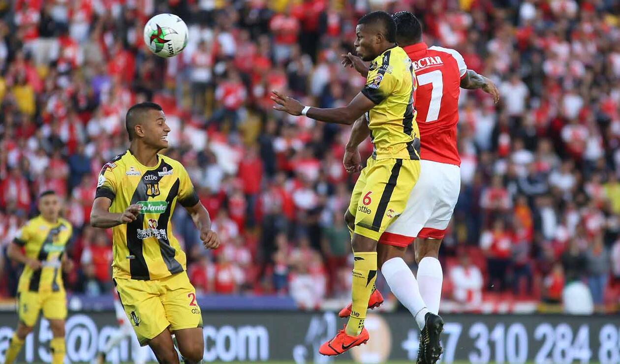 Independiente Santa Fe - Alianza