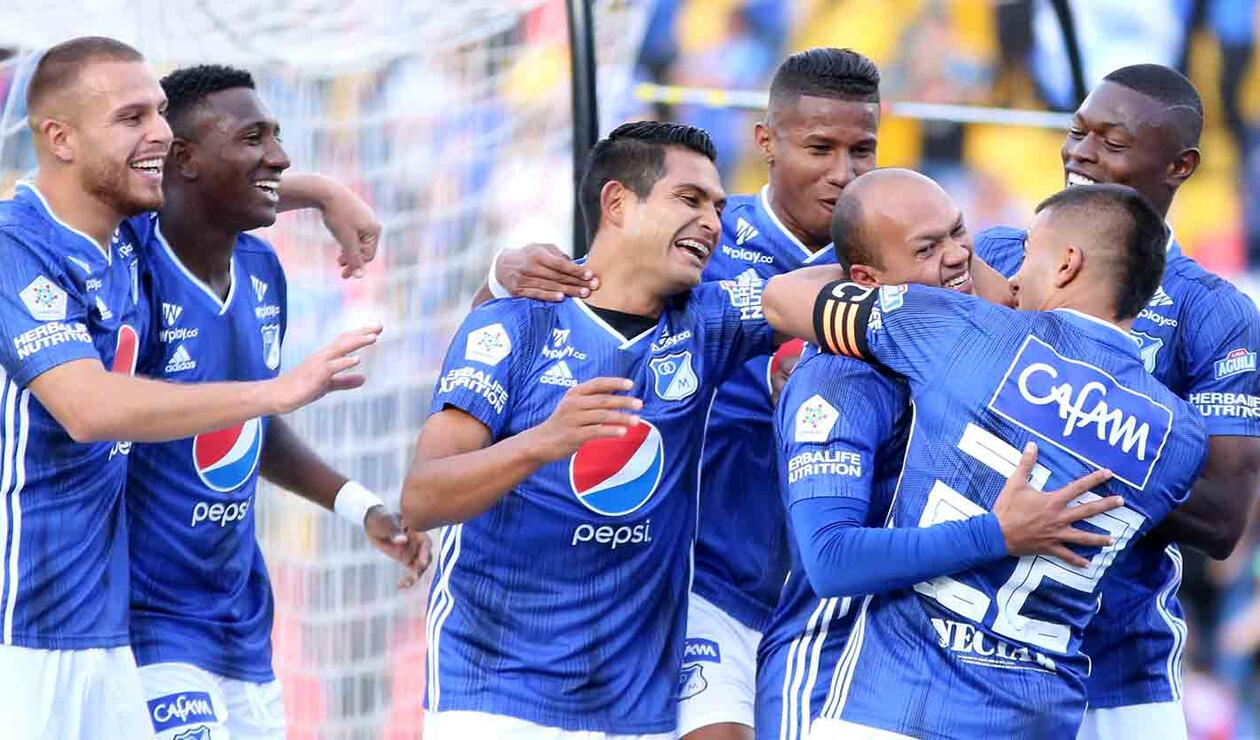 Millonarios - Liga Águila