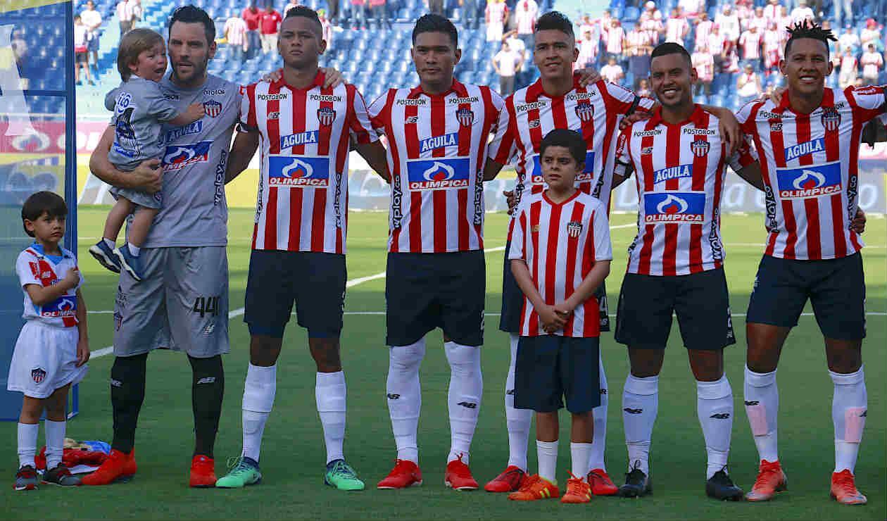 Junior de Barranquilla - Liga Águila - II