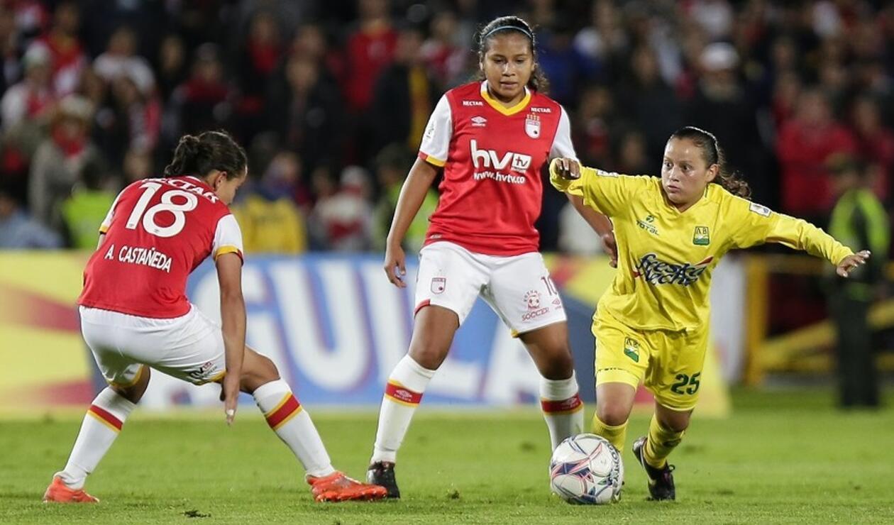 Liga Águila Femenina Colombia