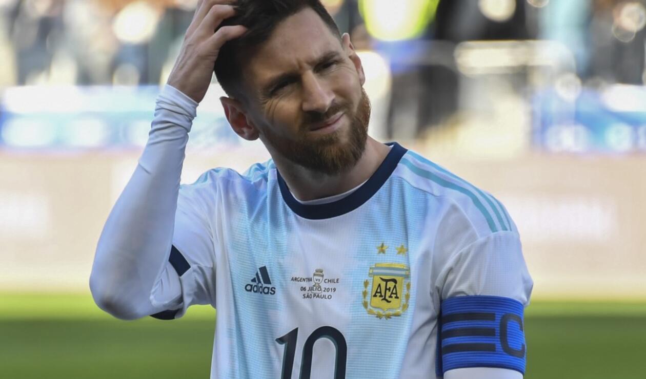 Lionel Messi - Selección Argentina