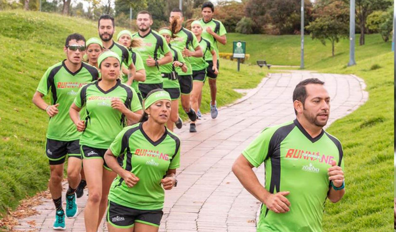 'Running for Runners' - Media Maratón de Bogotá