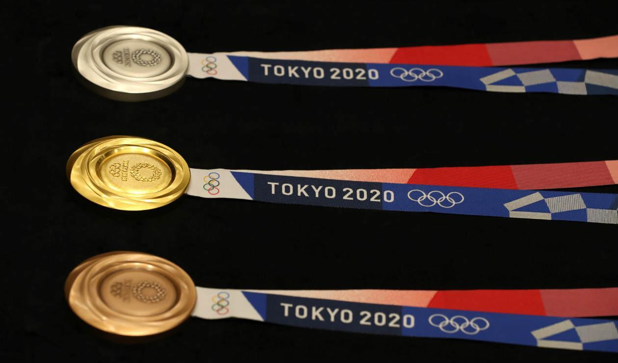 Medallas Juegos Olímpicos