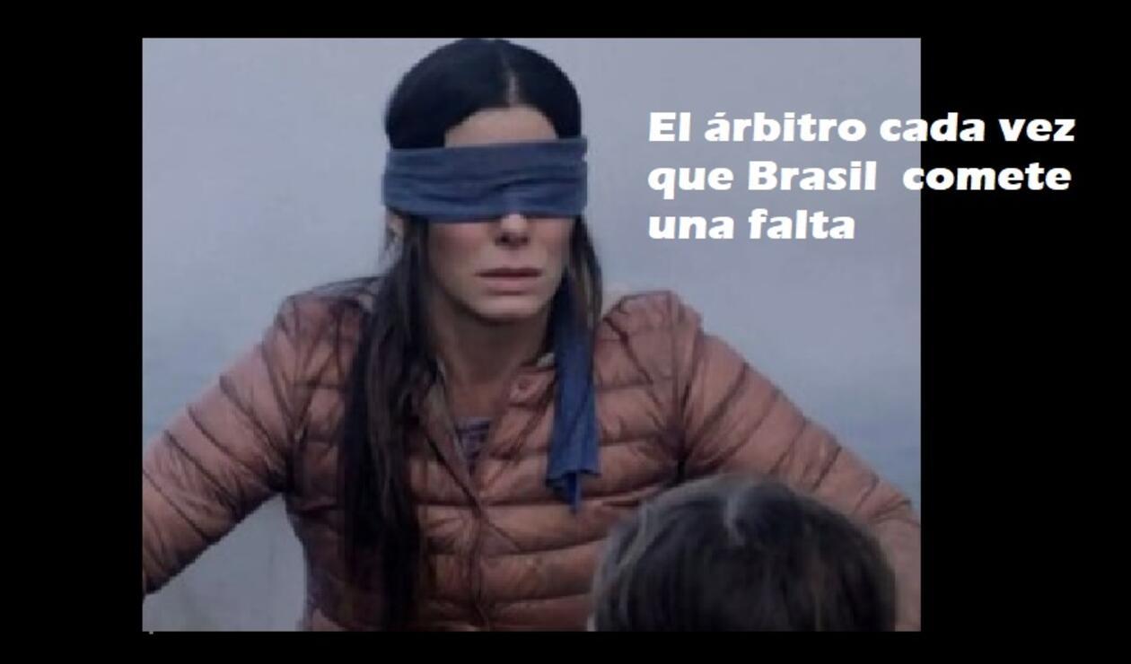 Meme Brasil vs Argentina
