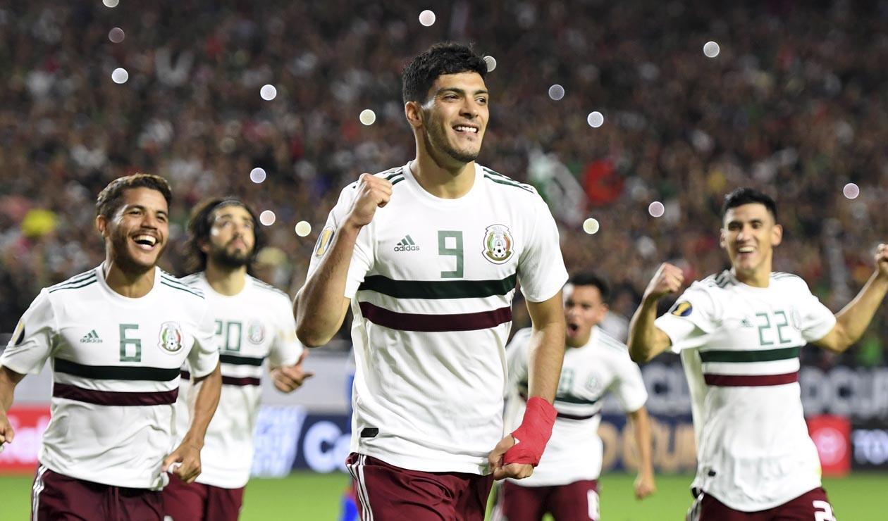 México - Gold Cup