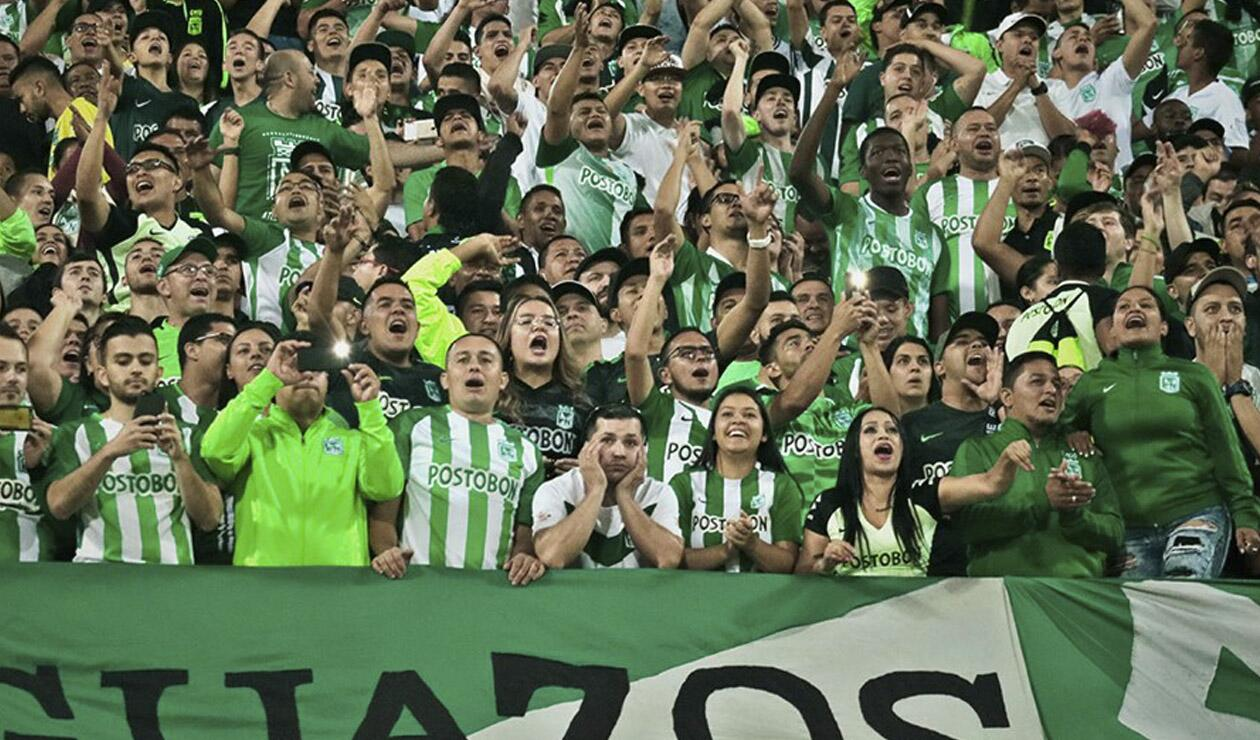 Atlético Nacional - Atanasio Girardot