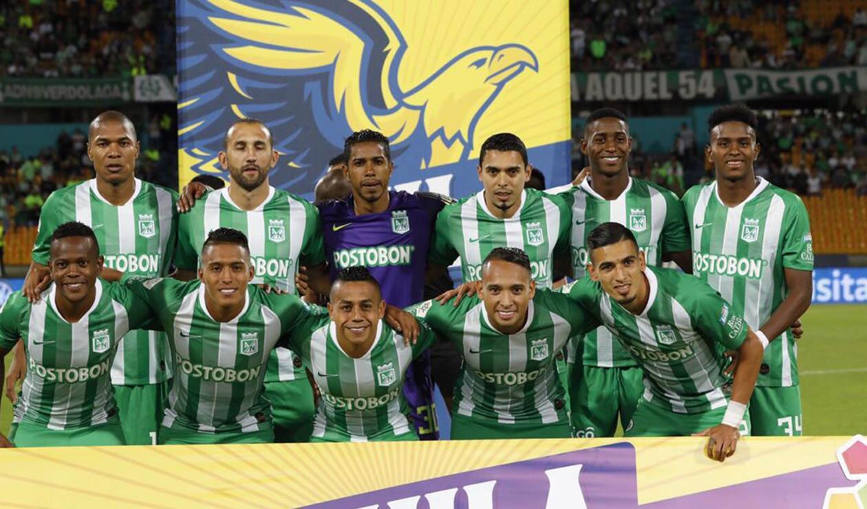 Atlético Nacional - Copa Águila