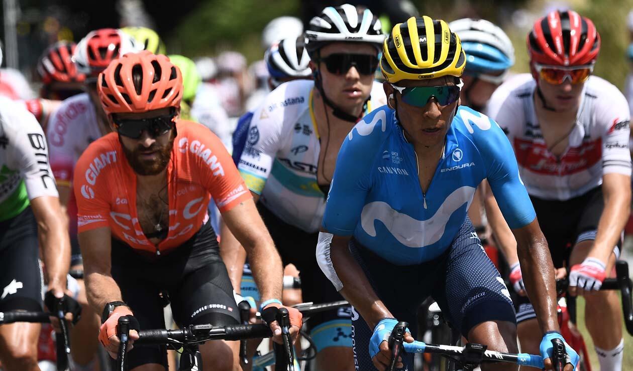 Nairo Quintana - Movistar Team