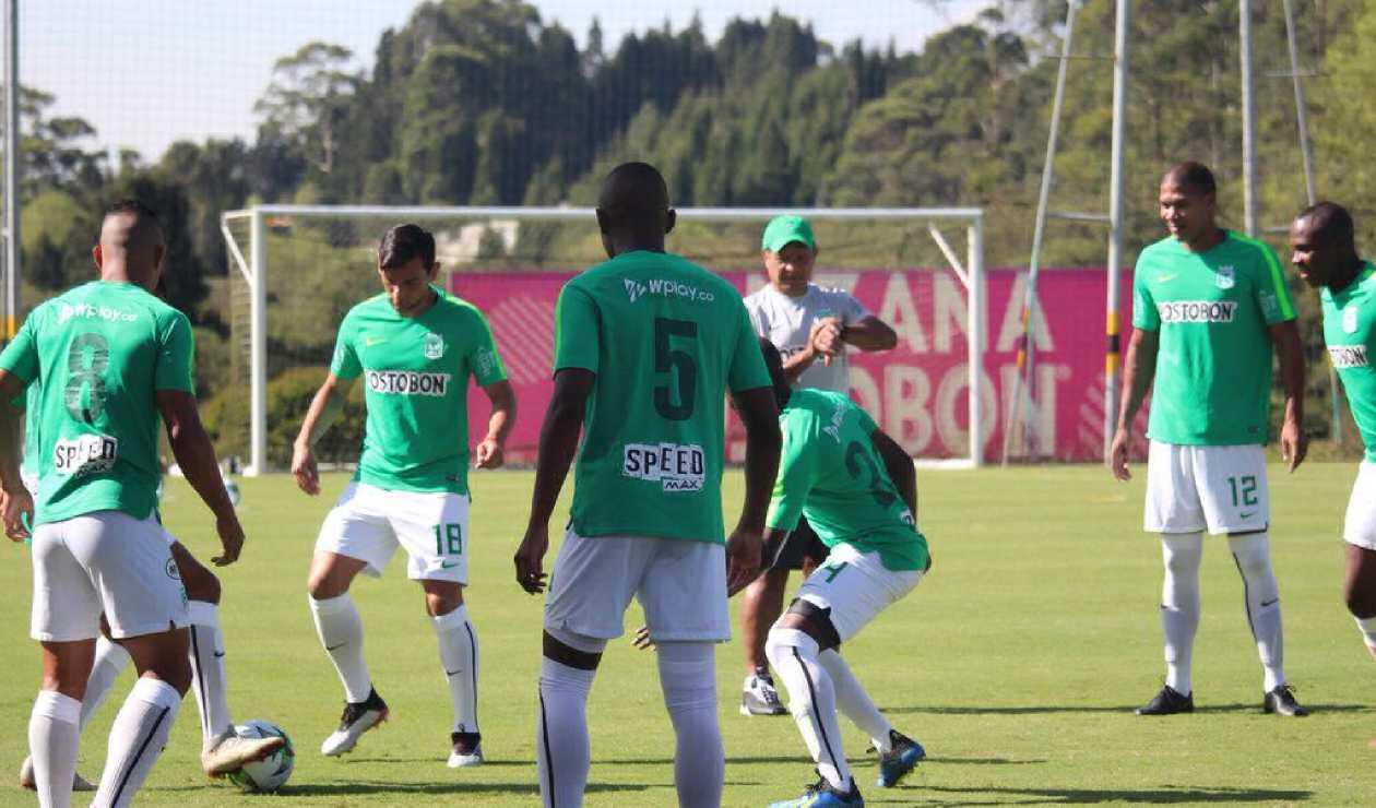 Atlético Nacional - Pretemporada