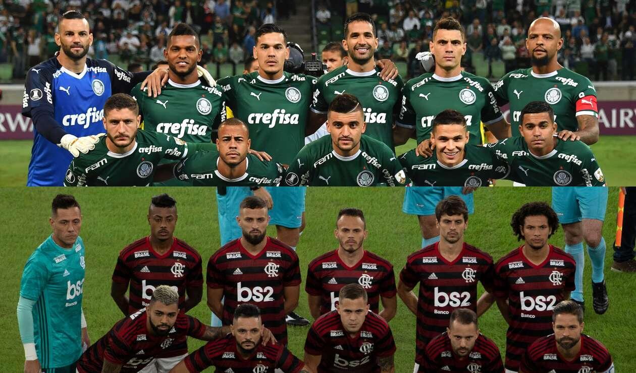 Palmeiras - Flamengo