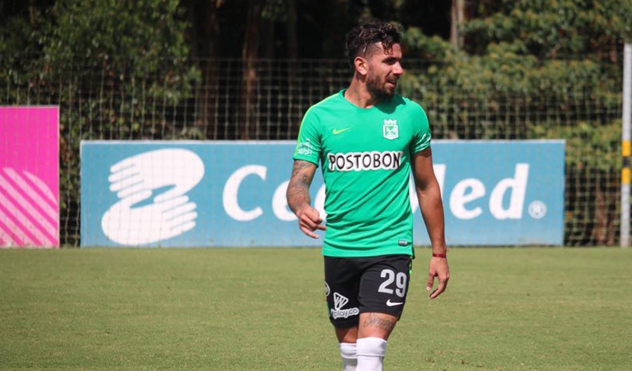 Patricio Cucchi - Atlético Nacional