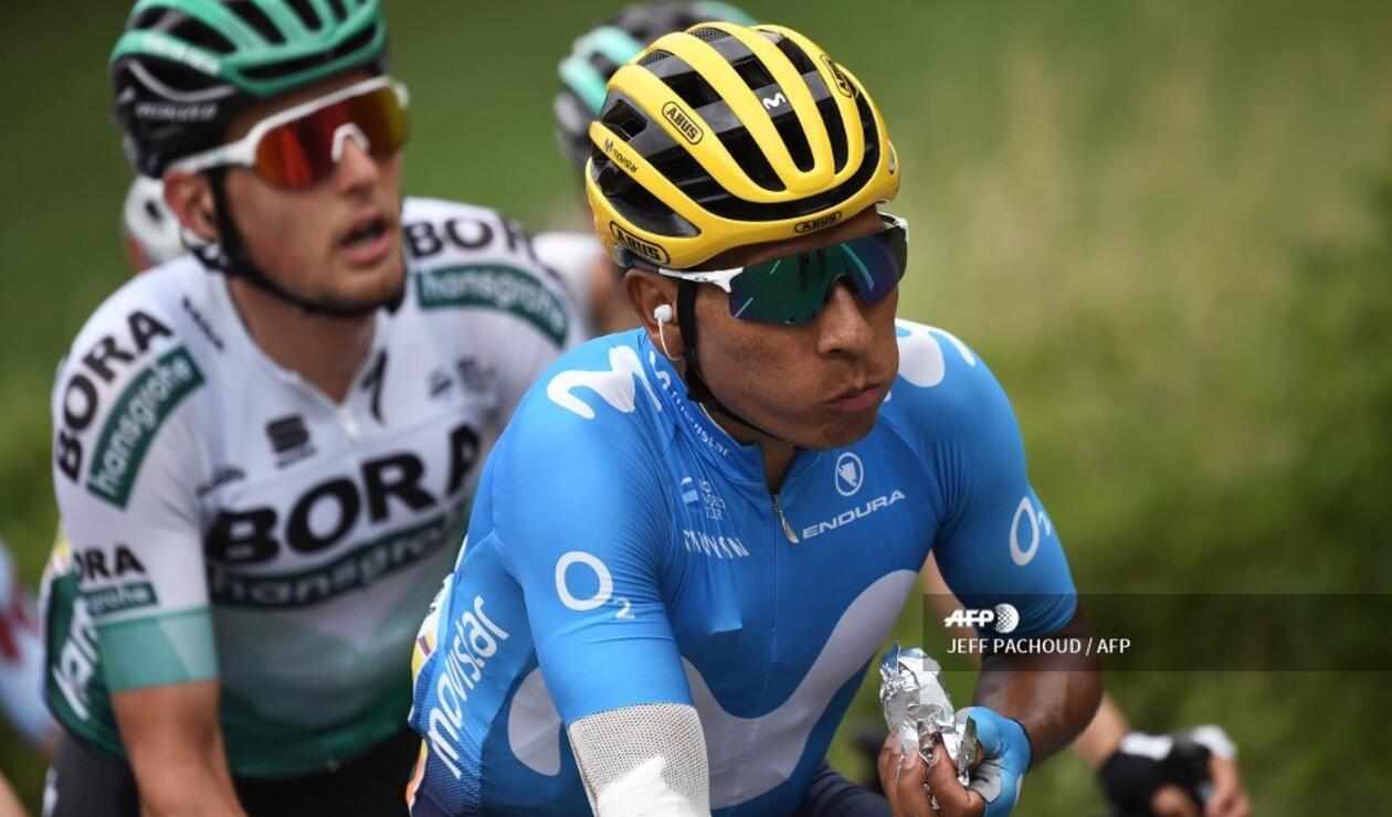 Nairo Quintana - Tour de Francia 2019