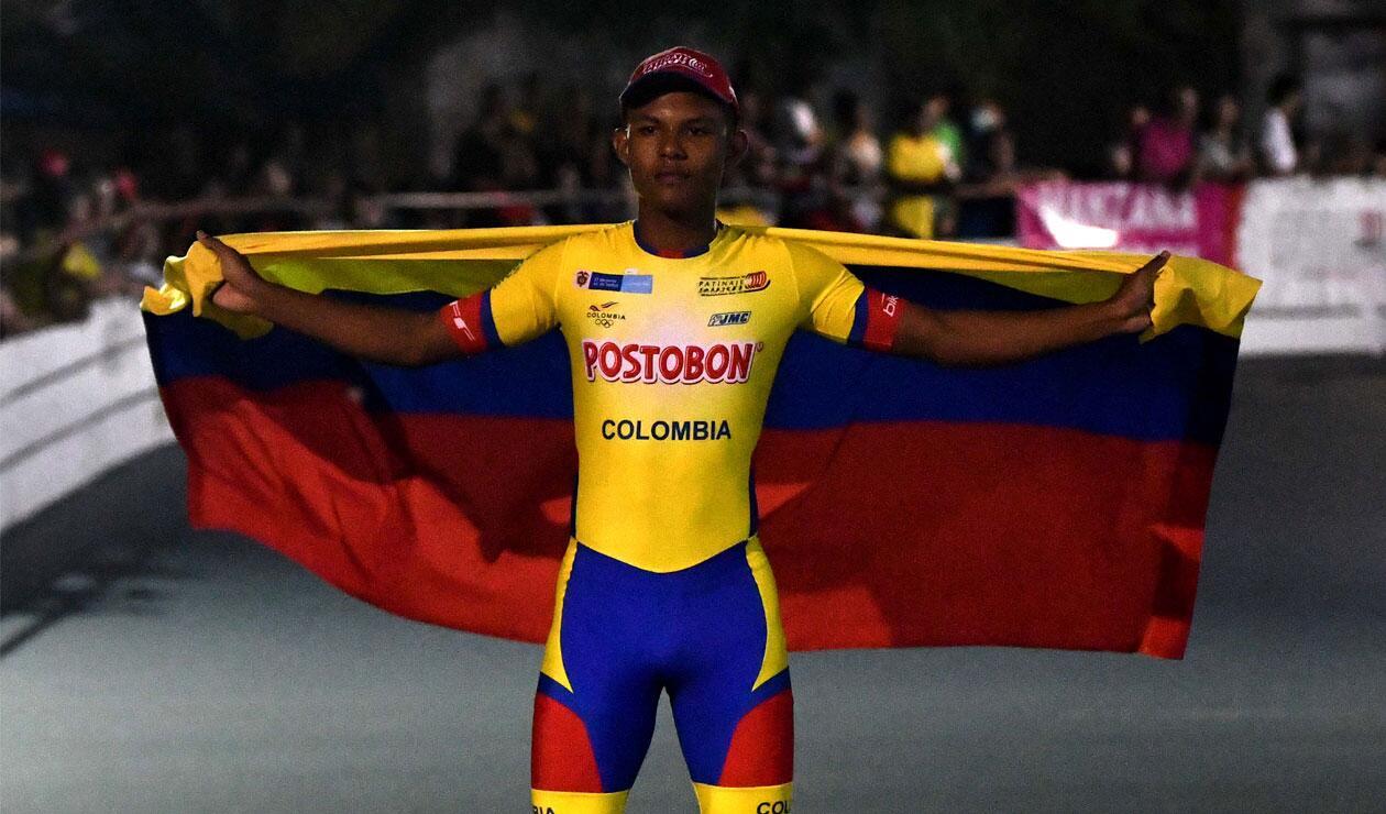 Salomón Carvallo, World Roller Games