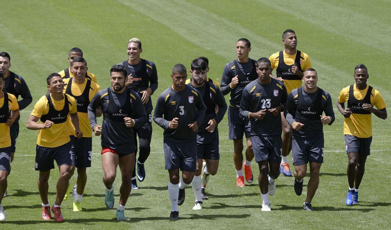 Independiente Santa Fe - Pretemporada