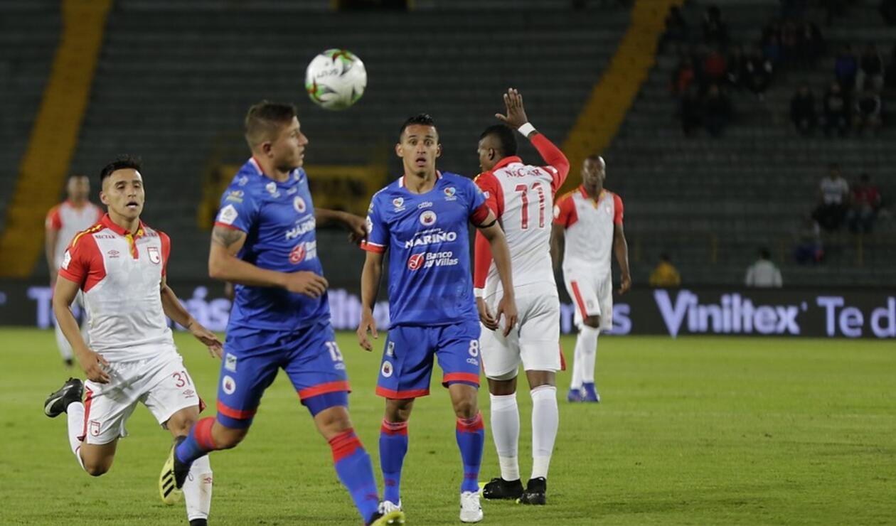 Santa Fe vs Deportivo Pasto - Liga Águila 1