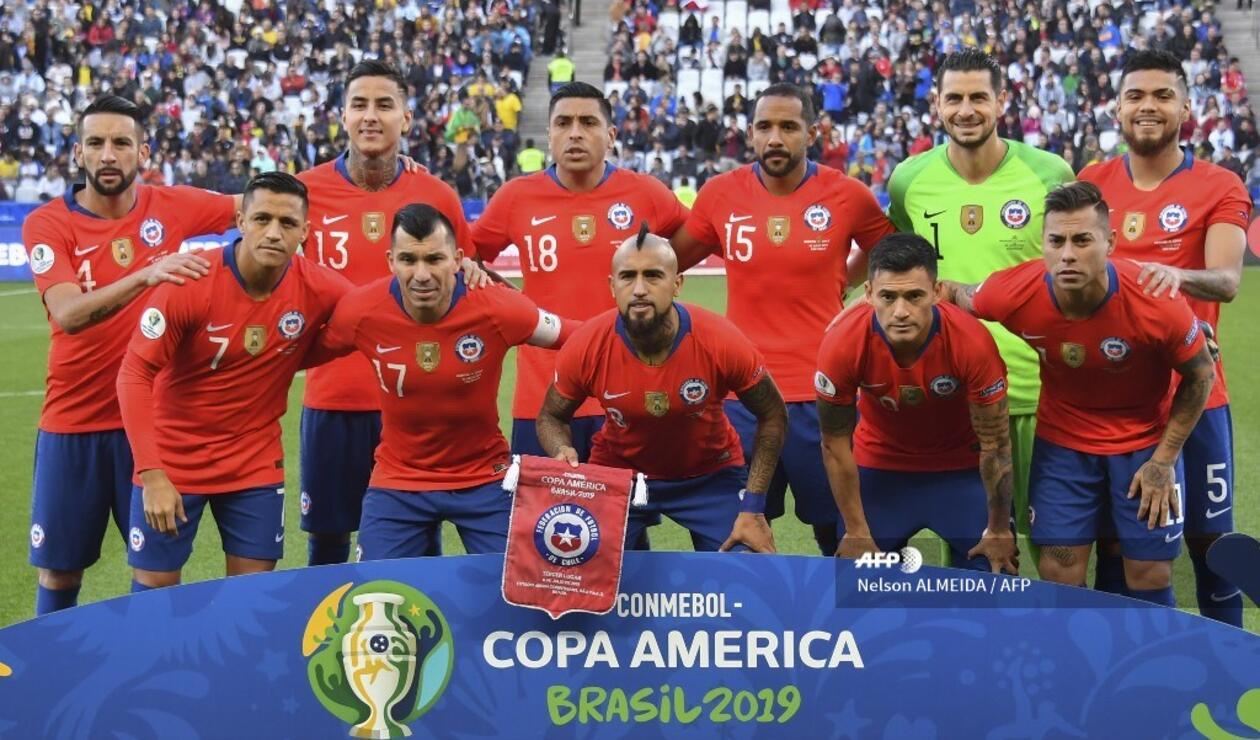 Selección de Chile - Copa América 2019