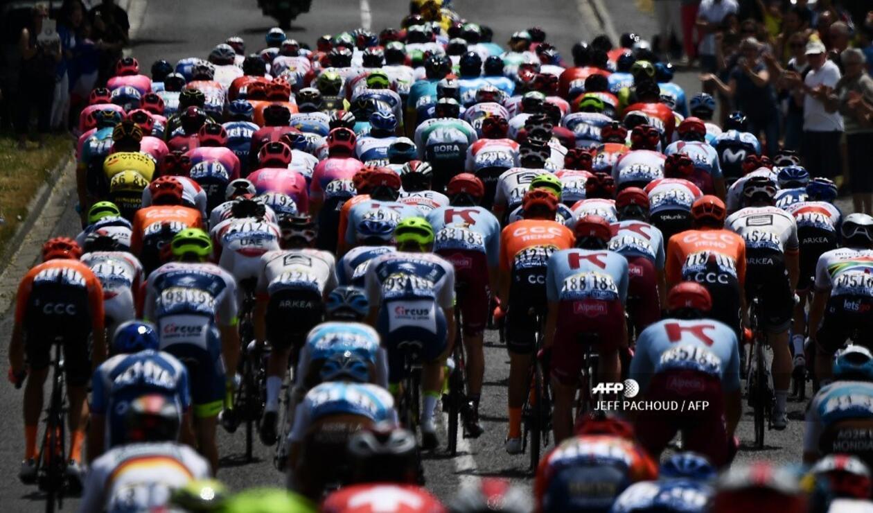 Tour de Francia - etapa 3