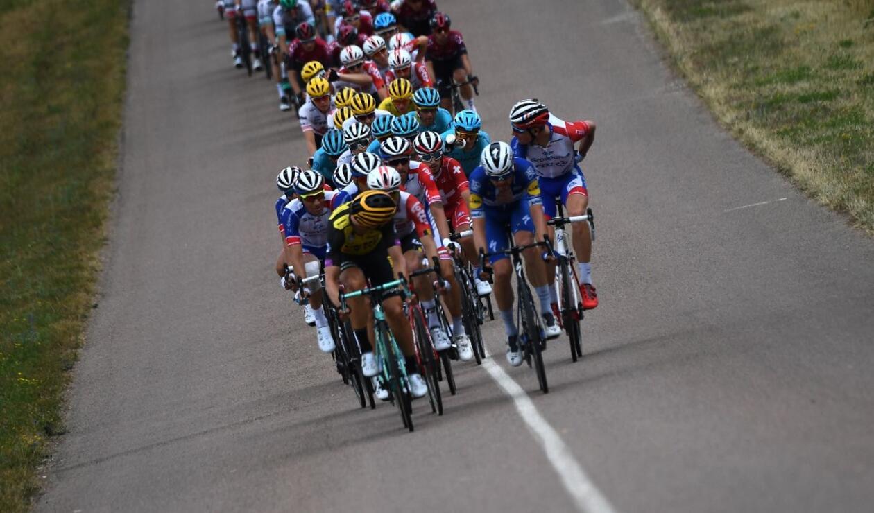 Tour de Francia - Etapa 7