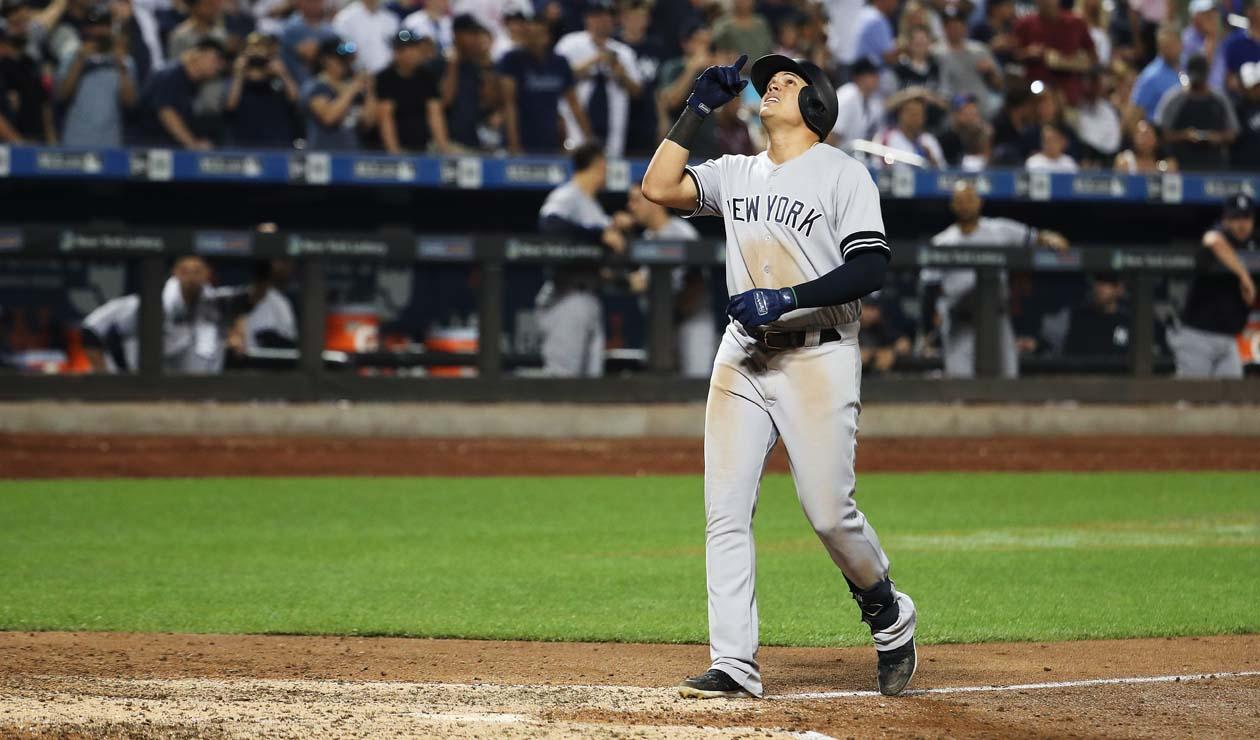 Giovanny Urshela - Yankees de Nueva York