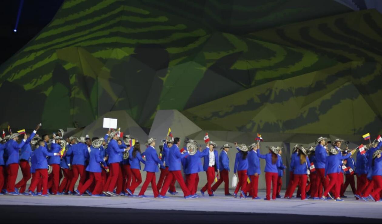 Juegos Panamericanos Lima 2019 - inauguración