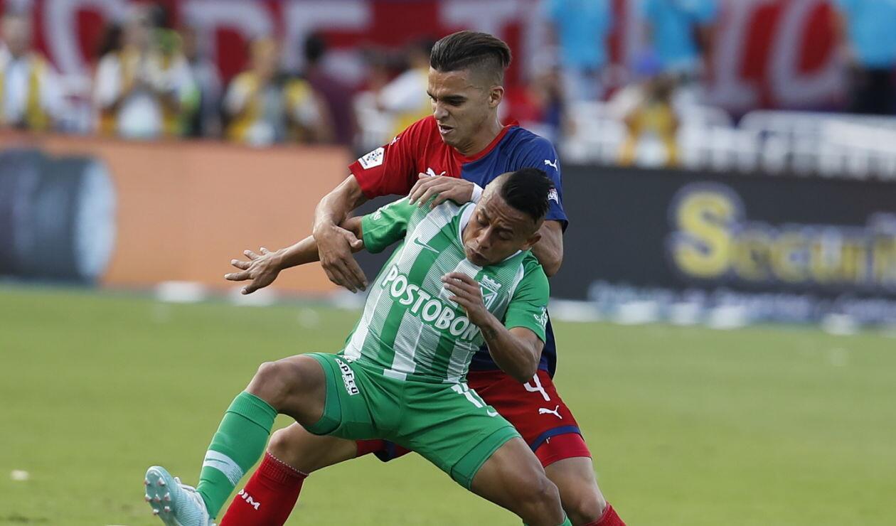 Atlético Nacional, Independiente Medellín, Liga Águila