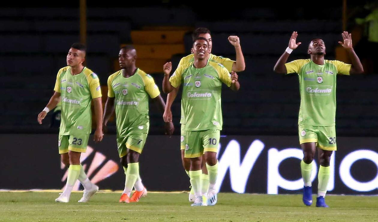 Millonarios Vs Jaguares, Liga Águila