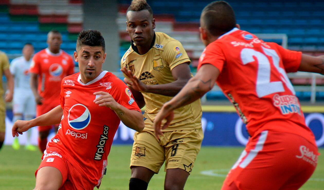 América, Rionegro, Liga Águila