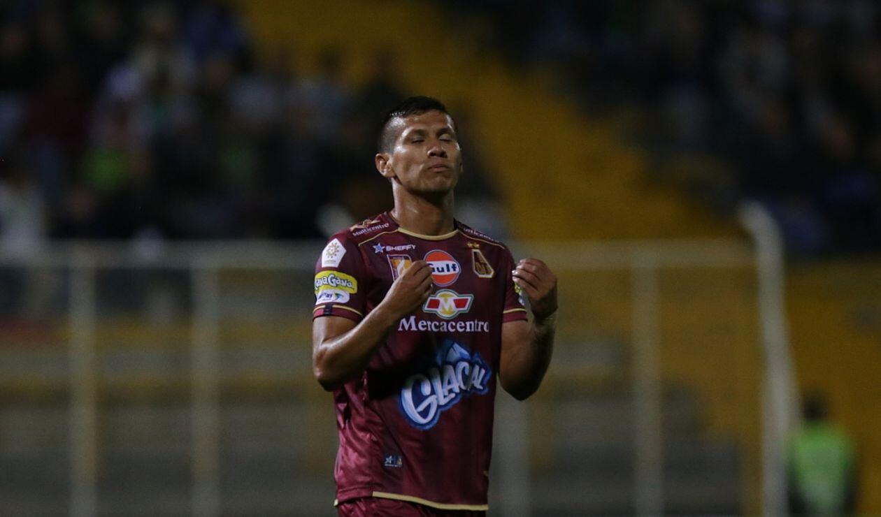 Rafael Carrascal, Deportes Tolima