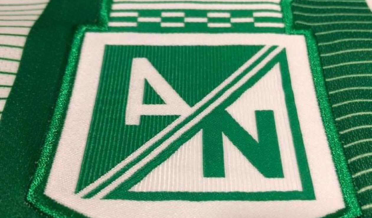 Atlético Nacional, Escudo