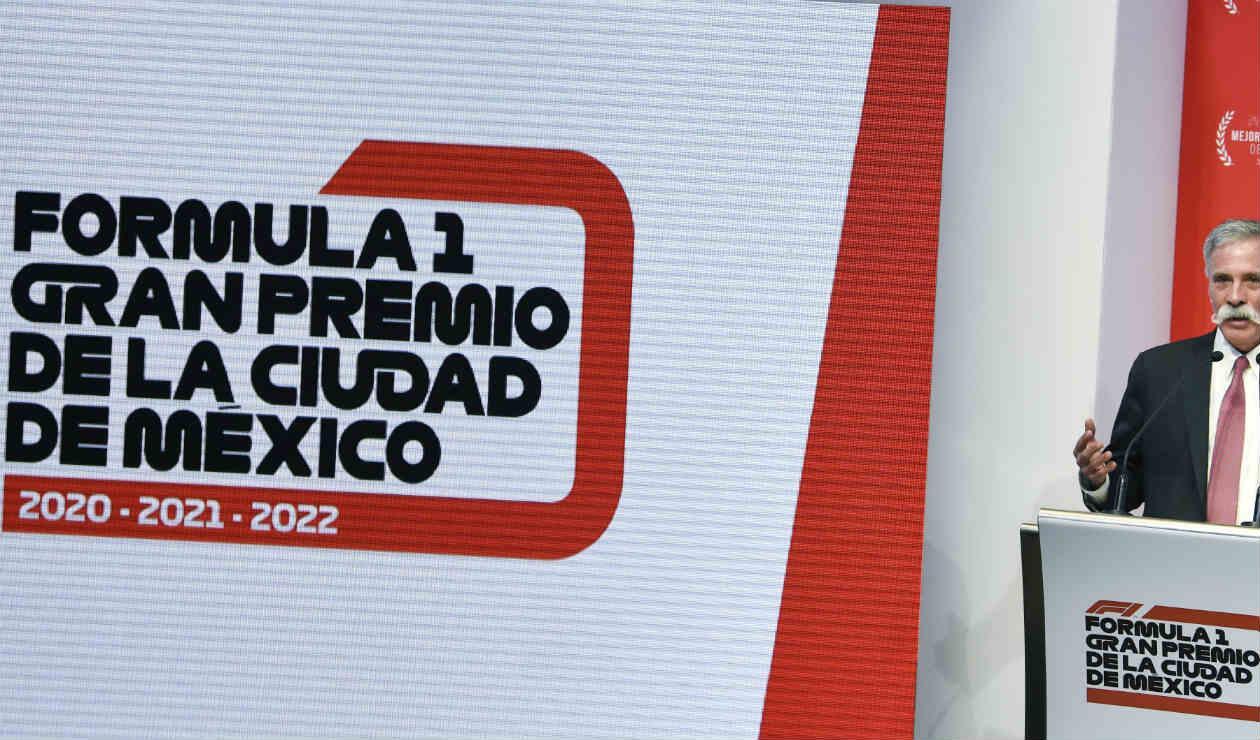 México mantendrá el Gran Premio de Fórmula Uno
