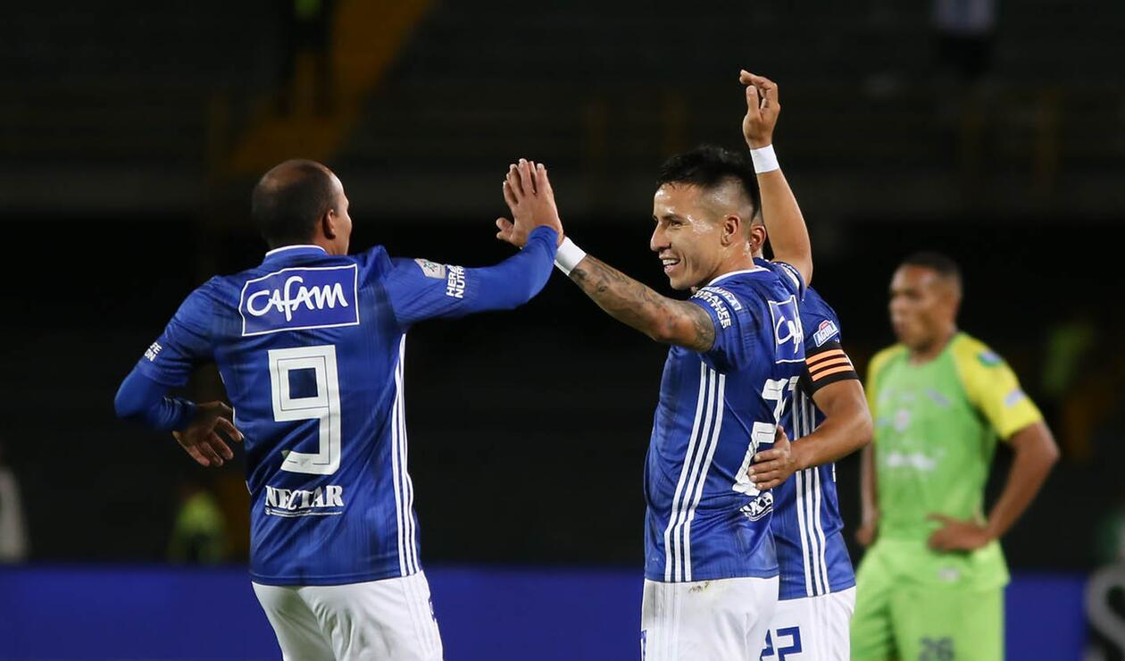 Millonarios 2019-2