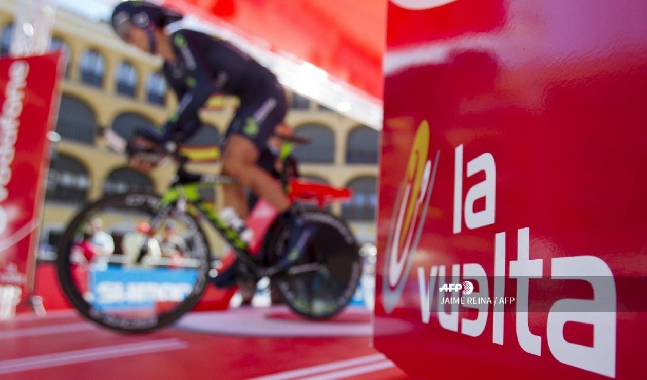 Logo Vuelta a España