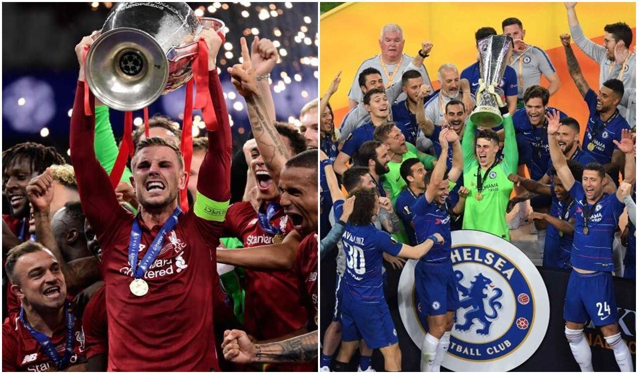 Liverpool y Chelsea se enfrentarán en la Supercopa de Europa