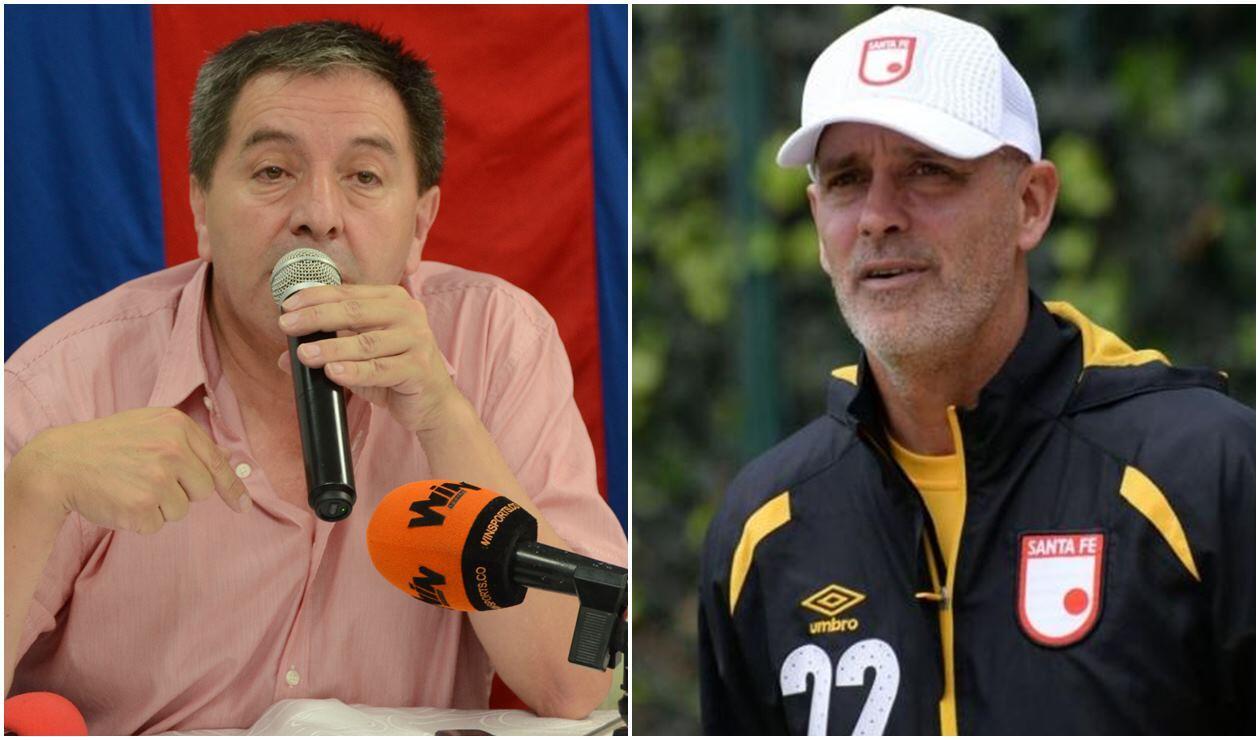 Eduardo Méndez y Patricio Camps
