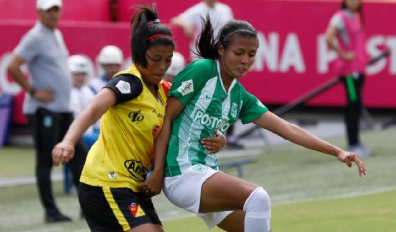 Nacional vs Pereira - Liga Águila femenina
