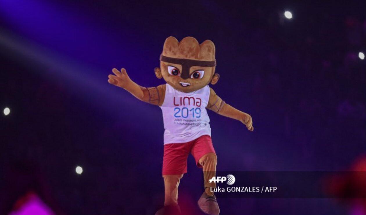 Los VI Juegos Parapanamericanos