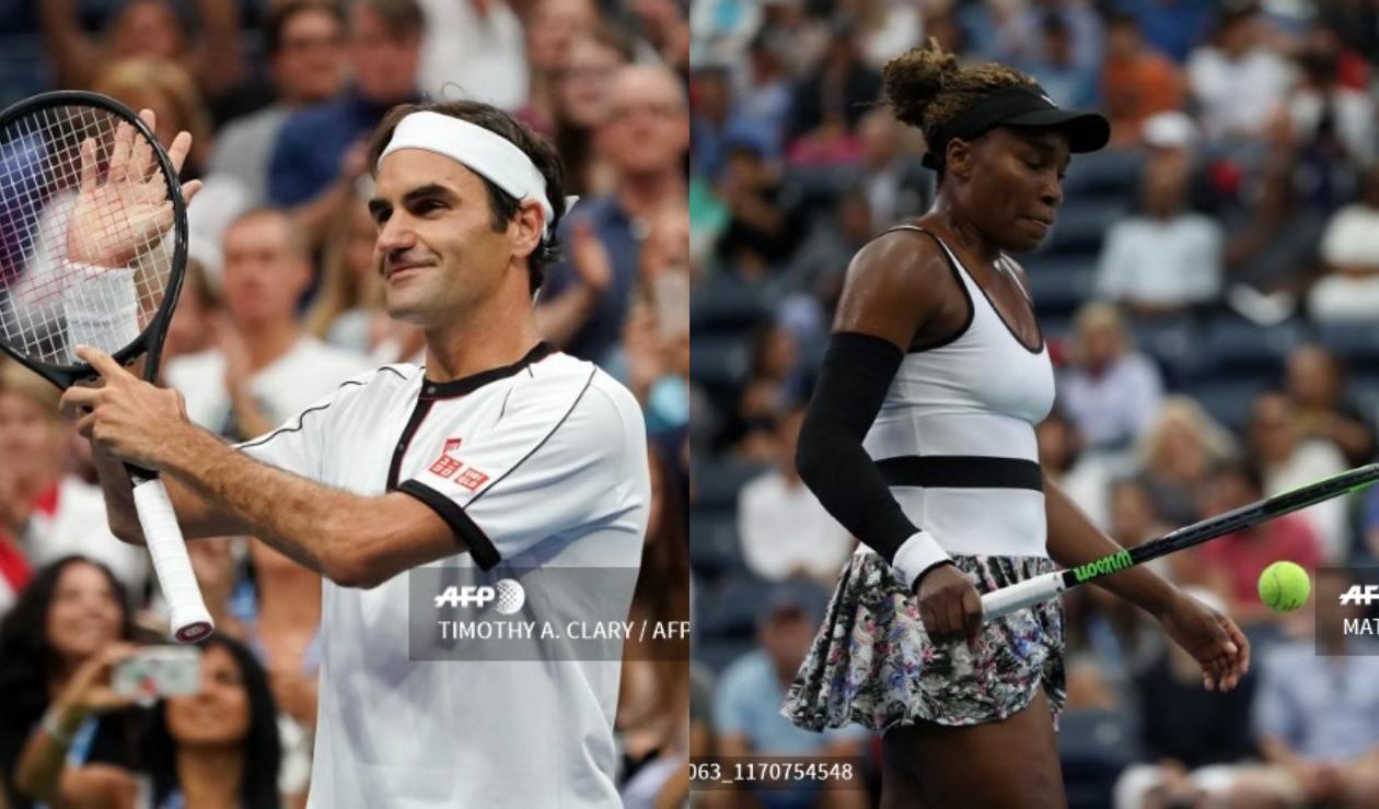 Roger Federer - Venus Williams