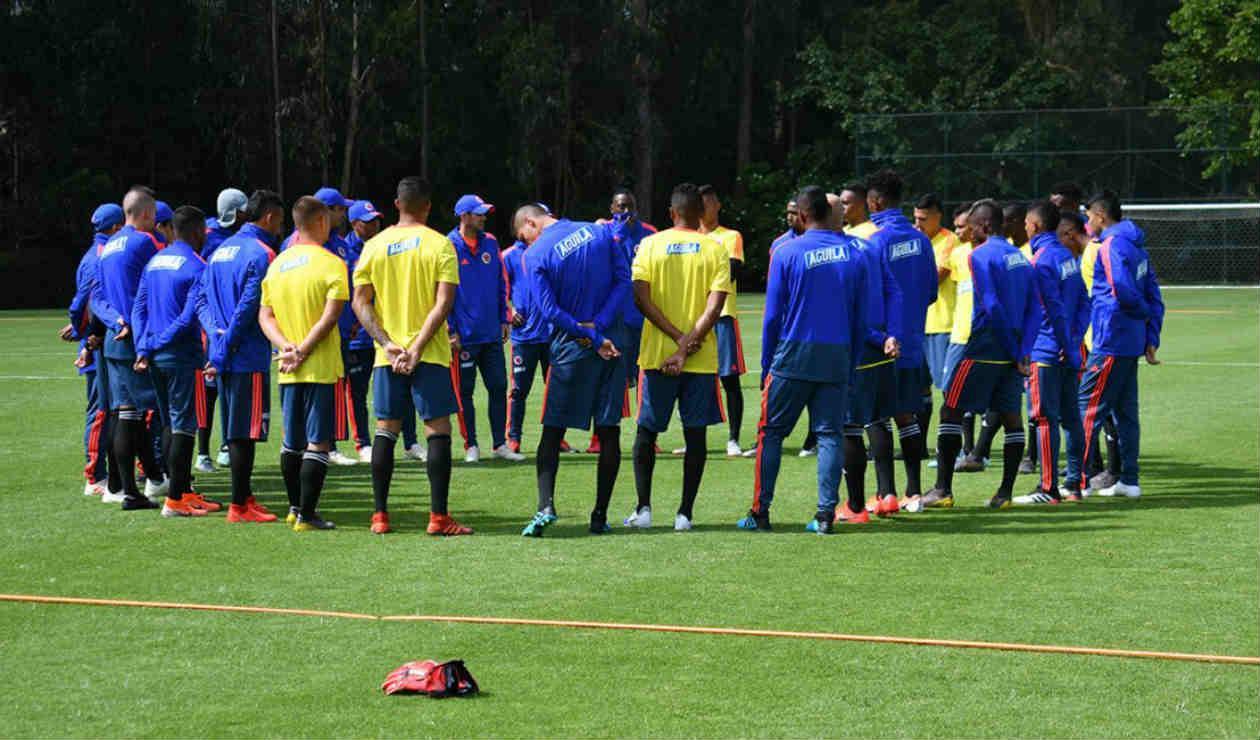 Selección Colombia sub 23