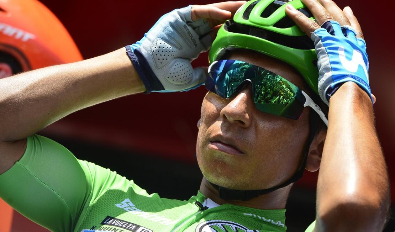 Nairo Quintana - Vuelta a España 2019