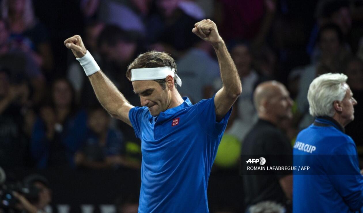 Roger Federer - Laver Cup 2019