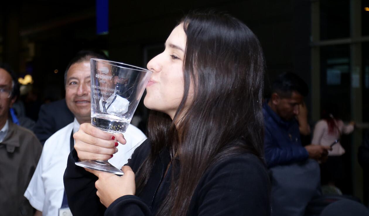 Maria Camila Osorio en Colombia