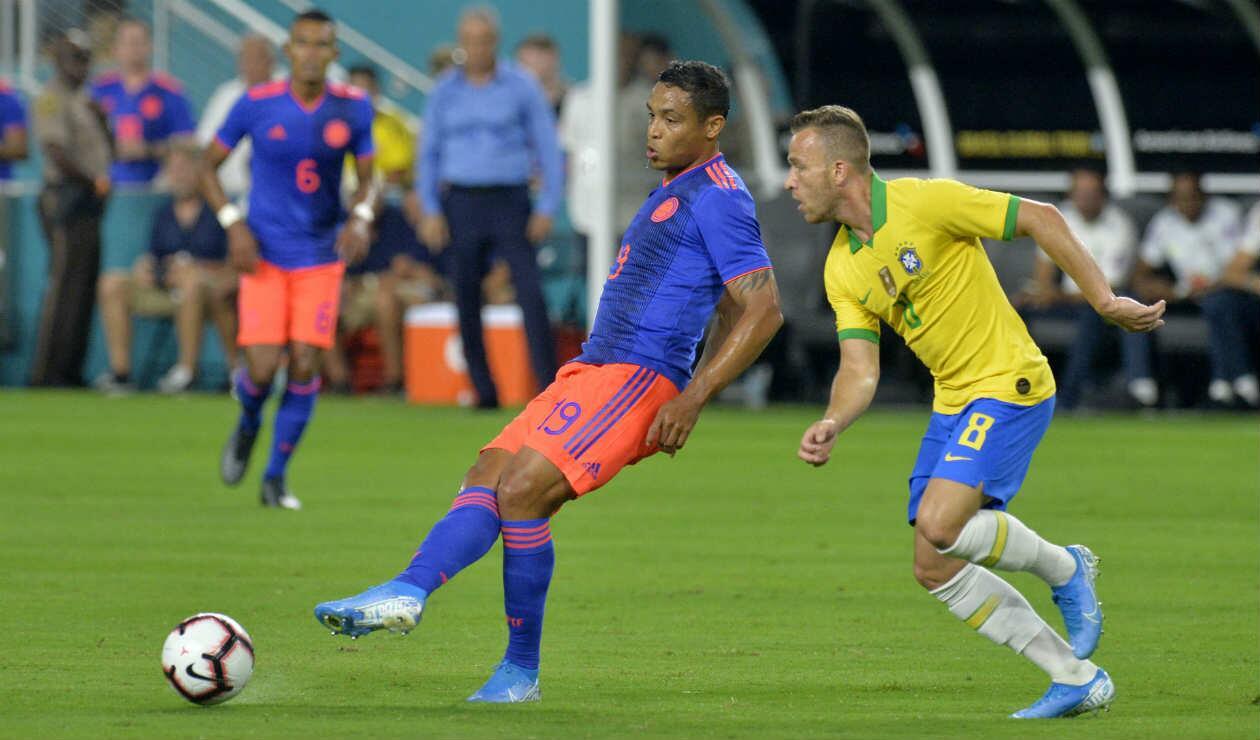 Colombia Vs. Brasil - Fecha Fifa