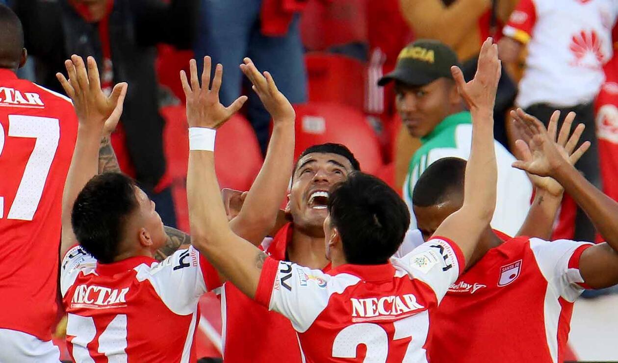 Independiente Santa Fe, Liga Águila