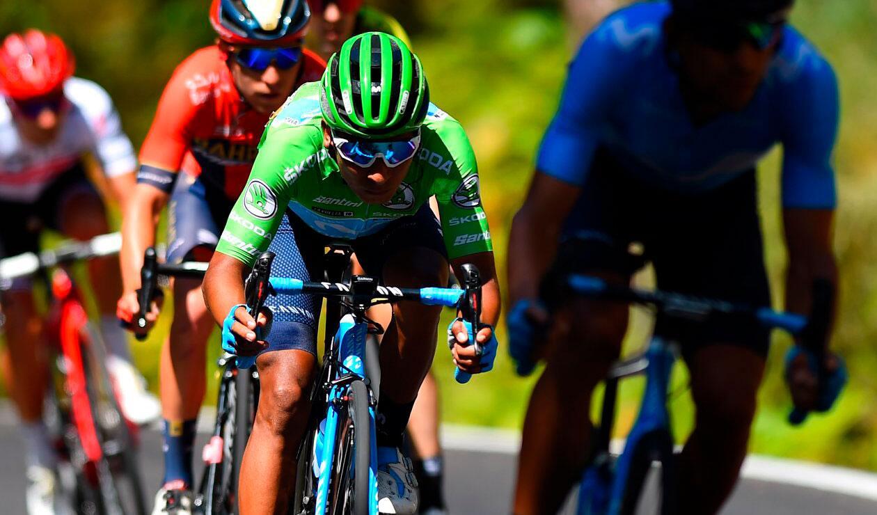 Nairo Quintana, Vuelta a España