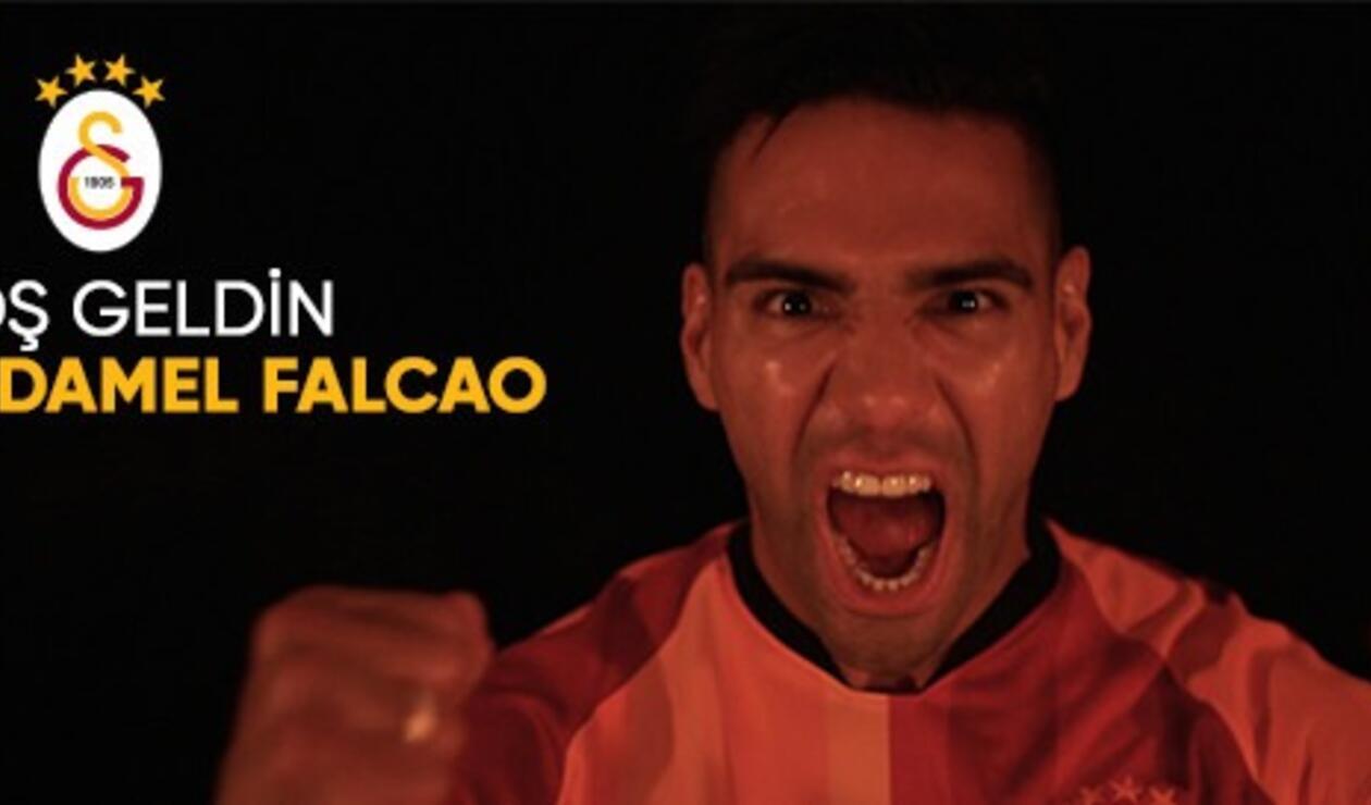 Falcao nuevo jugador de Galatasaray