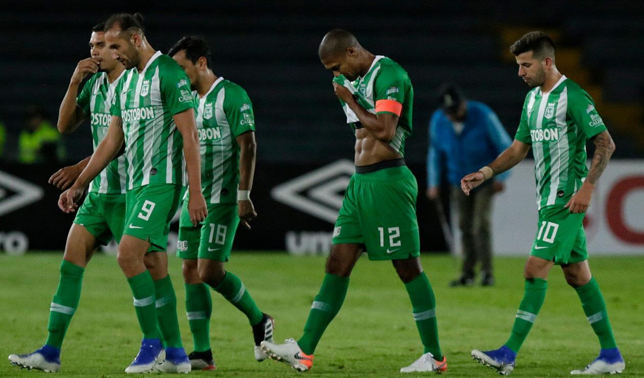 Atlético Nacional, Liga Águila
