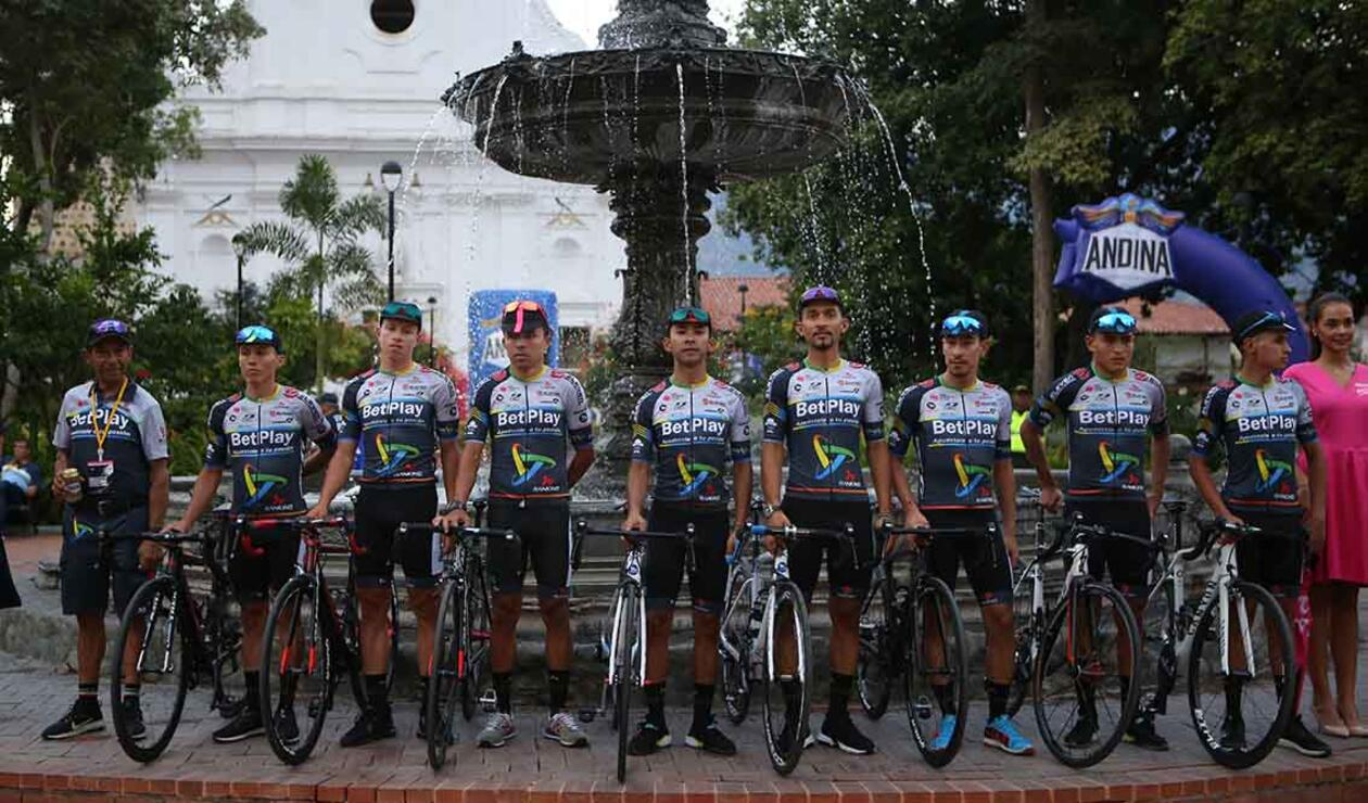 Clásico RCN - BETPLAY CYCLING TEAM