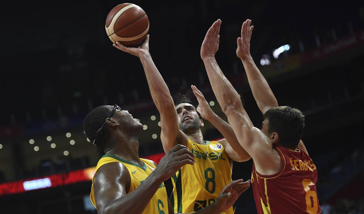 Brasil - baloncesto FIBA