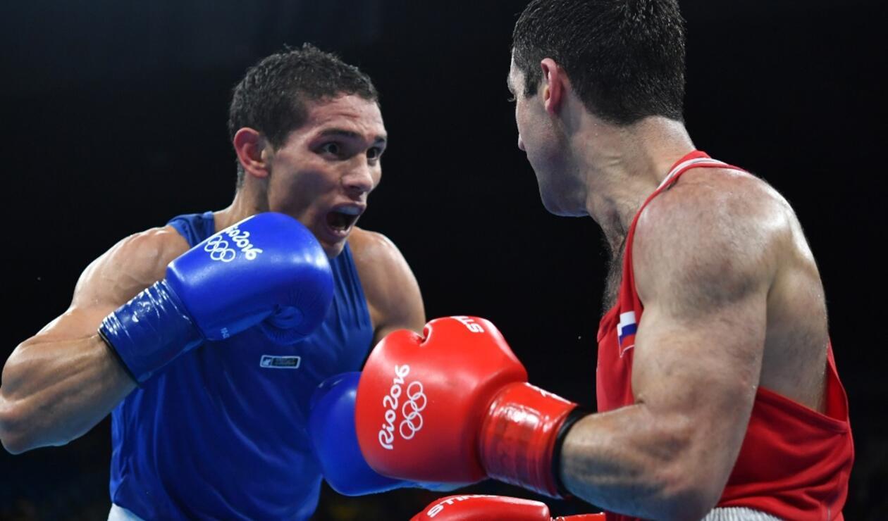 Ceiber Ávila- boxeador colombiano